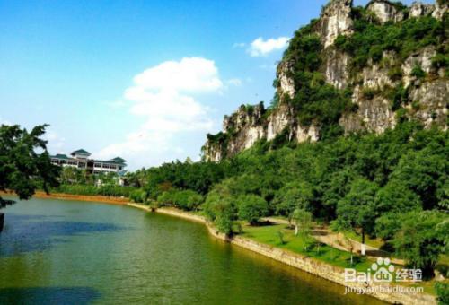 国庆贵港有什么游玩的景点?