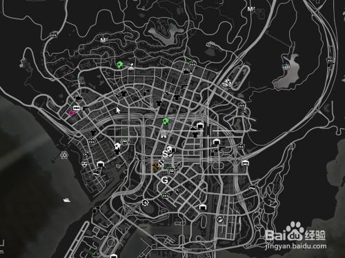 gta5怎么解锁全部地图图片