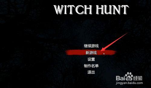 女巫猎人攻略