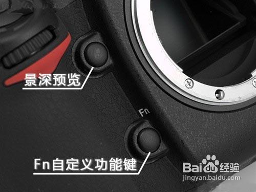 单反相机各个功能按键的作用