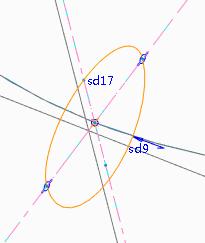 使用creo3.0绘制方向盘模型