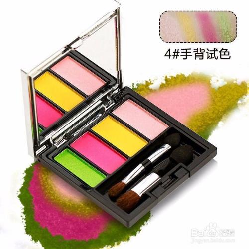 欧式眼妆画法教程图片