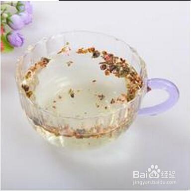 桃花茶怎么做图片