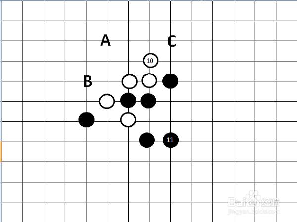 五子棋的经典阵型