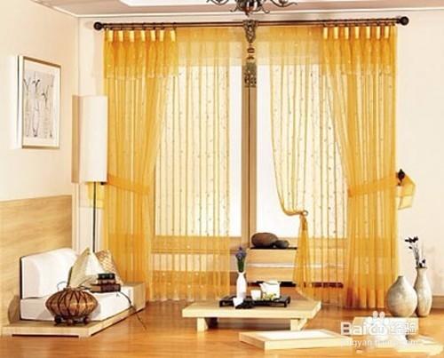 窗帘有几种_窗帘安装几种方法图解-百度经验