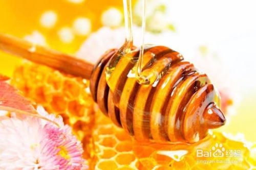 蜂蜜配什么美白补水效果好图片