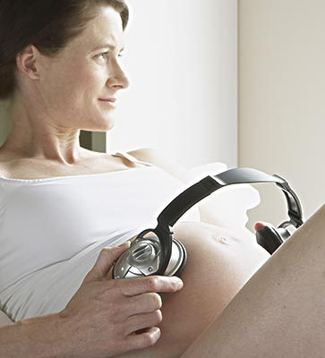 怎样进行胎教最好图片