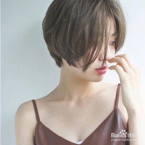 女超短发发型图片大全图片
