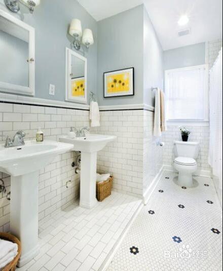 一字型卫生间怎么设计经验分享