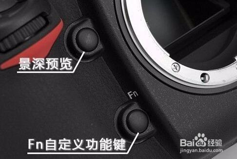 单反相机按键功能使用方法?