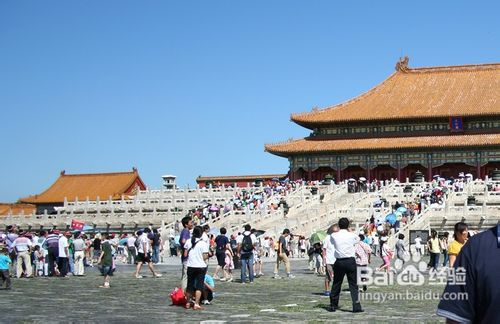 去北京旅游攻略,景点和路线推荐