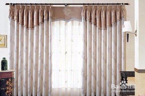 窗簾安裝幾種方法圖解
