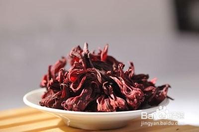 洛神花山楂陈皮茶