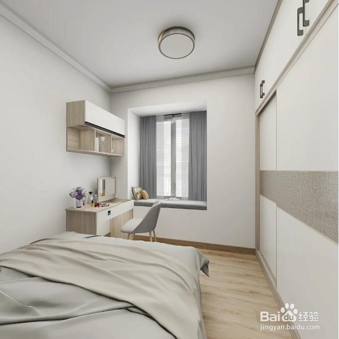8-14㎡卧室可以怎样装修设计