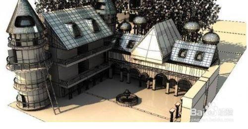 3D建模网络教程