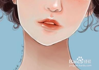嘴唇去角质的产品图片