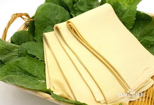 冻干豆腐炒卷心菜