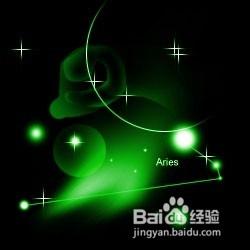 12星座星空图
