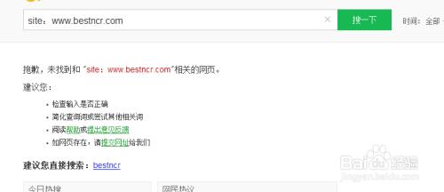 网站如何:怎么在百度搜索到自己的网站?新站必看-U9SEO