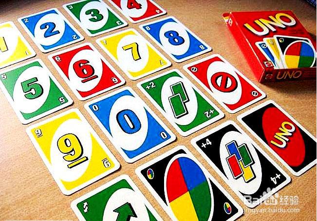 uno牌玩法,uno牌怎么玩