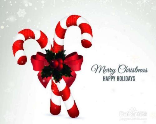 圣诞节祝福语英语句子图片