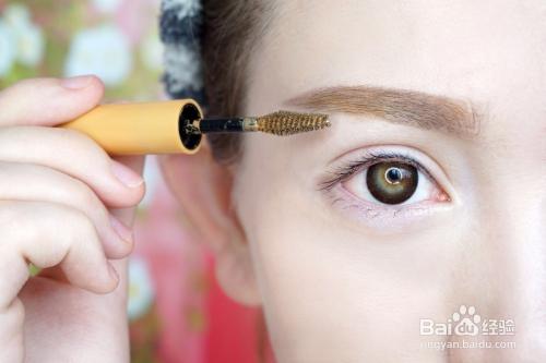眼妆视频教程图片