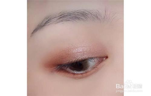 nyx16色眼影盘画法图片