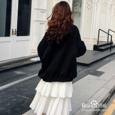 白色纱裙怎么搭配
