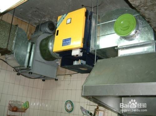 油烟净化器安装方式有哪些及安装位置怎么选择?