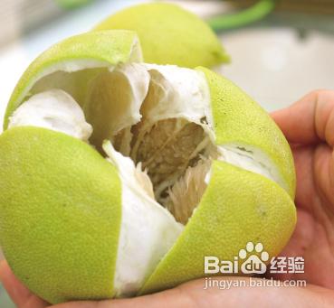 买柚子怎么挑选甜的图片