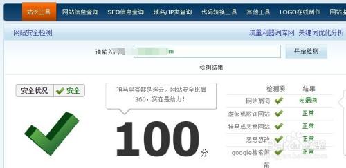 个网站:如何查看一个网站网址是否安全-U9SEO