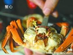 蟹黄是什么器官图片