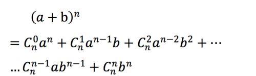 定理 二 項 二項定理っていったい何?係数、Cの意味を塾講師が教えます