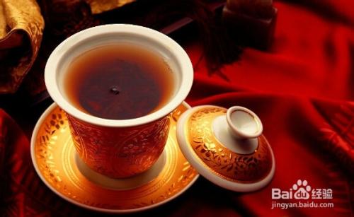 冬季应喝什么茶图片