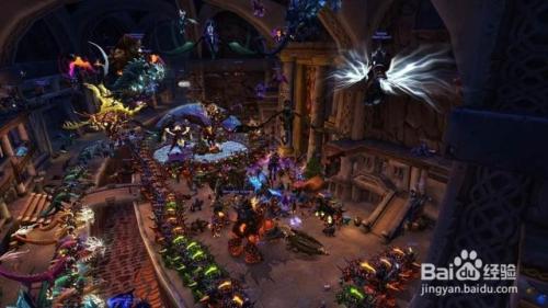 魔兽世界怀旧服铁炉堡飞行点图片
