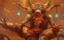 魔兽世界怀旧金度的妖气图片