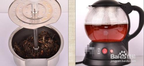 泾阳茯茶属什么茶图片