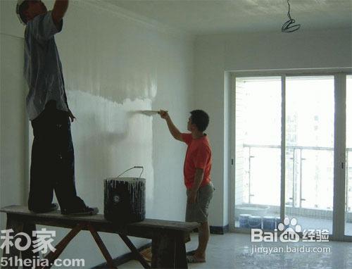 油漆工程驗收注意事項