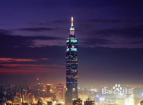 台湾著名的风景名胜图片