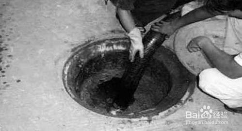 隔油池如何快速清理