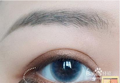 怎么样画眼线视频教程图片