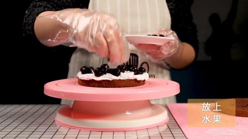 黑森林蛋糕怎么做