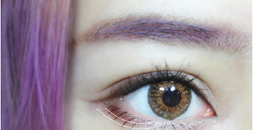 日常眼妆的画法视频图片