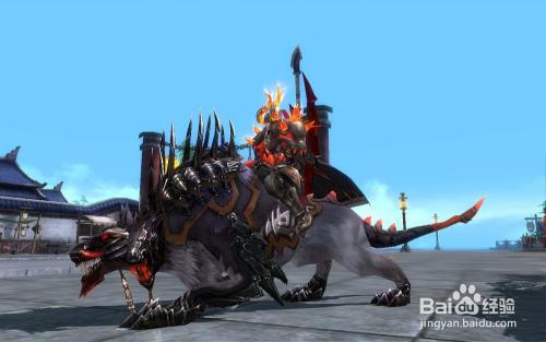 轩辕传奇手游坐骑图片图片