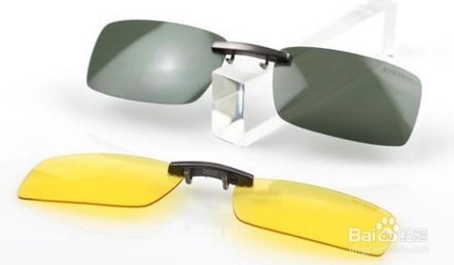 墨镜和太阳镜有啥区别图片