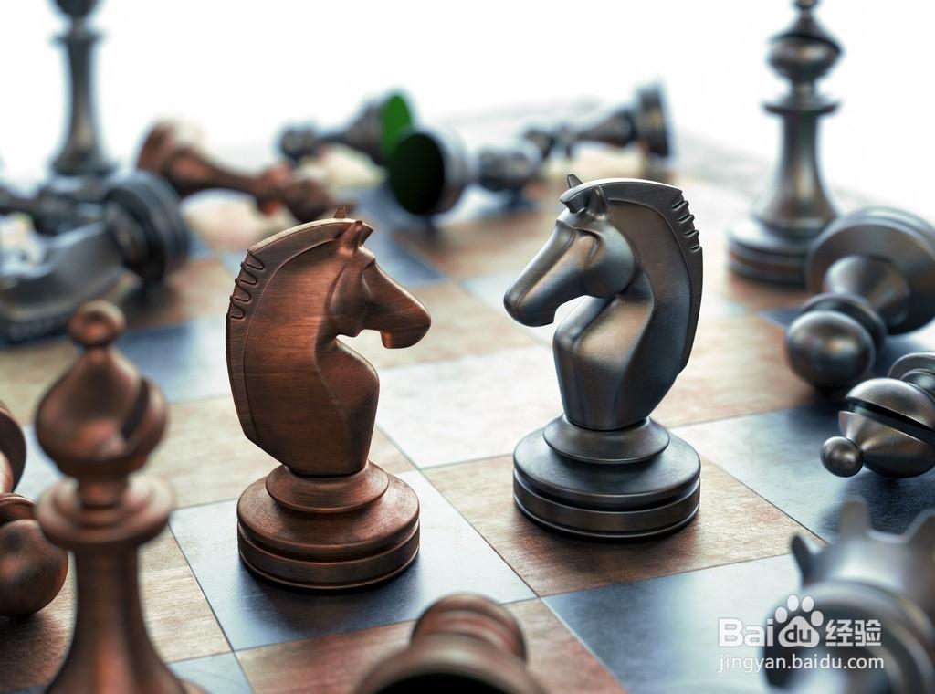 国际象棋走法和吃法