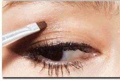 眼睛怎么化妆简单又漂亮图片