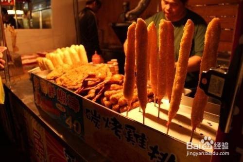 台湾旅游小吃图片
