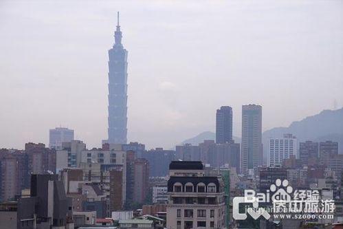台湾都有哪些旅游景点图片