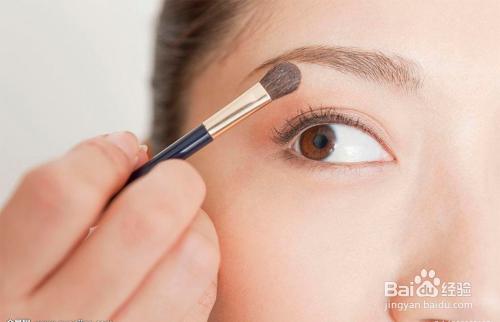 男生眼妆教程图片